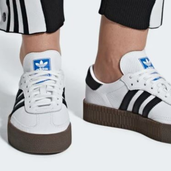 7d8089c1564 Adidas Sambarose Shoes - Worn Once